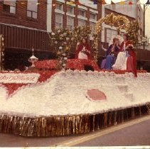 Image of Print, Photographic - Miss Chilliwack Parade Float