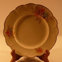 Image of Plate, Dinner - 2013.077.013
