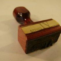 Image of Stamp, Marking - 2014.089.012