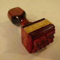 Image of Stamp, Marking - 2014.089.017