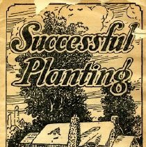 Image of Booklet - H.M. Eddie and Sons Planting Booklet