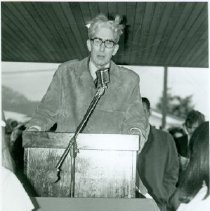 Image of Print, Photographic - Chilliwack General Hospital 1972 addition opening