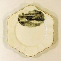 Image of Plate, Dessert - 2014.102.003