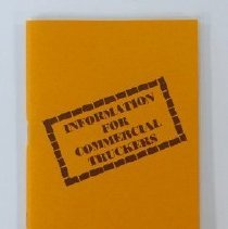 Image of Booklet, Instruction - 2015.013.011