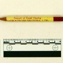 Image of Pencil - 2015.052.039