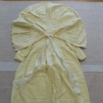 Image of Gown, Christening - 1989.017.001a-b