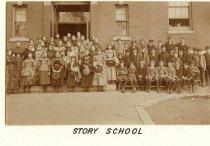 Image of Story School  c.1910