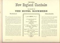 Image of New England Clambake
