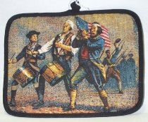 Image of 2007-025-00163 - Potholder