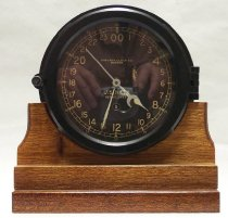Image of 2008-031-00109 - Clock, Ship's