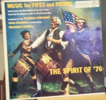 Image of Fifes & Drums, Spirit of'76