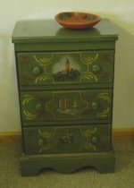 Image of 2015-009-00027 - Chest Of Drawers