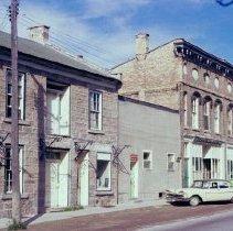 A1985 110 Buildings On Queen Street Morriston Ontario 1966