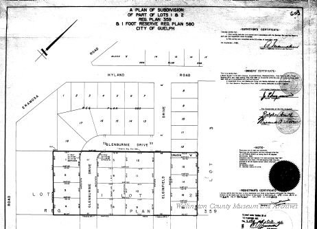 A2006.241 - Wellington County, Land Records, maps ...