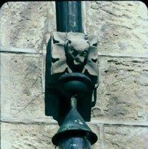 Image of 5846 lantern & carving 1969