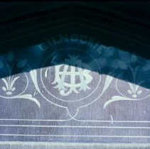 Image of 5851 etched glass 1969