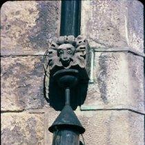 Image of 5856 carving & lantern 1969