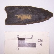 Image of 1975.A.169L - Projectile point