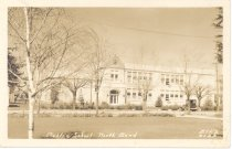 Image of PO.015.0245 - Public School. North Bend, Wash. North Bend Grade School. Ellis 3106.