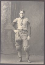 Image of PO.015.0034 - Sports player- c 1906.