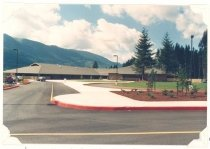 Image of PO.015.0646 - Dedication of Edwin R Opstad Elementary School in North Bend.