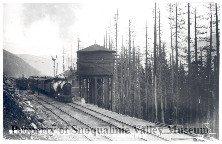 PO 168 0014 - Snoqualmie Pass and Chicago Milwaukie and