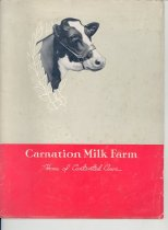 Image of 040.3091 - Carnation Milk Farm Booklet.