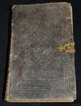 Image of 001.011 - William Taylor's Bible.