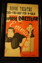Image of 574.121. Brook Theatre Emma Movie Poster. 1932