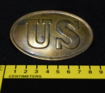 Image of 002.018. Us Belt Buckle (2)