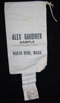 Image of 039.098 - White Cloth Bag.