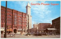 Image of 015.137. Seattle Pioneer Square.0001
