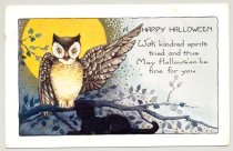 Image of 030.080. Halloween Card To Peggy Mckibben.0001
