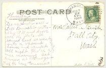 Image of 075.543. Princess Angeline Postcard.1909.hattie Bush.2