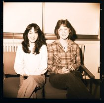 Image of 960.1982.01.25.03.08 - Moselle Hiroshi & Terri Storaasli of Fall City at Sundance Lodge.