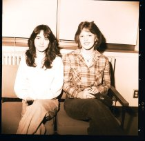 Image of 960.1982.01.25.03.09 - Moselle Horiuchi & Terri Storaasli  of Fall City at Sundance Lodge.