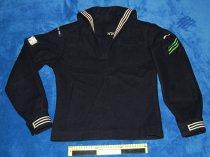 Image of 040.2077. Whalen's Navy Wool Uniform Top (2)
