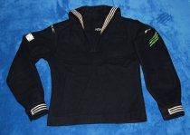 Image of 040.2077. Whalen's Navy Wool Uniform Top (3)