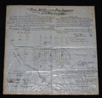 Image of 001.081. Original Map Of Taylor Park Additon (1)