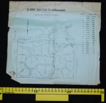 Image of 014.025. Plan Of Si View Addition, North Bend (2)