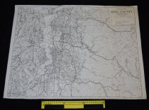 Image of 030.157.b. Highqay Map Of King County, Rev 1957 (2)