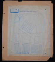 Image of 075.378. William Taylor's Plat Of Snoqualmie Praire Acre Tracts, 1890- Nort