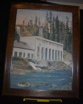 Image of 615.001. Seattle City Light Plant, Cedar Falls (2)