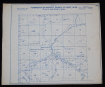 Image of 030.145. Middle Fork And Taylor River Map (1)