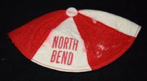 Image of 1063.006 - Peter Egger's North Bend Grade School beanie.