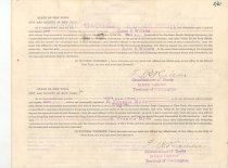Image of 3-61, Deed - Northern Pacific R.r. Co. To Edgar T. Boalch, King County, Was