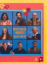 Image of 1005.011 - Two Rivers School Yearbook, 2004.