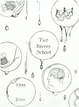 Image of 985.013 - Two Rivers School Yearbook.