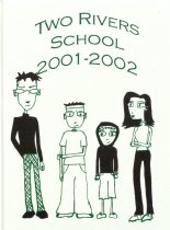 Image of 985.015 - Two Rivers School Yearbook.