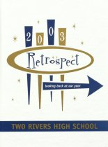 Image of 985.016 - Two Rivers School Yearbook.